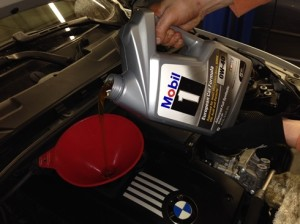 Oil Change Considerations